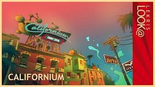 Californium - MEGA KRASSER DROGENTRIP - TOTAL WEIRD - Have a Look @ Californium | HD