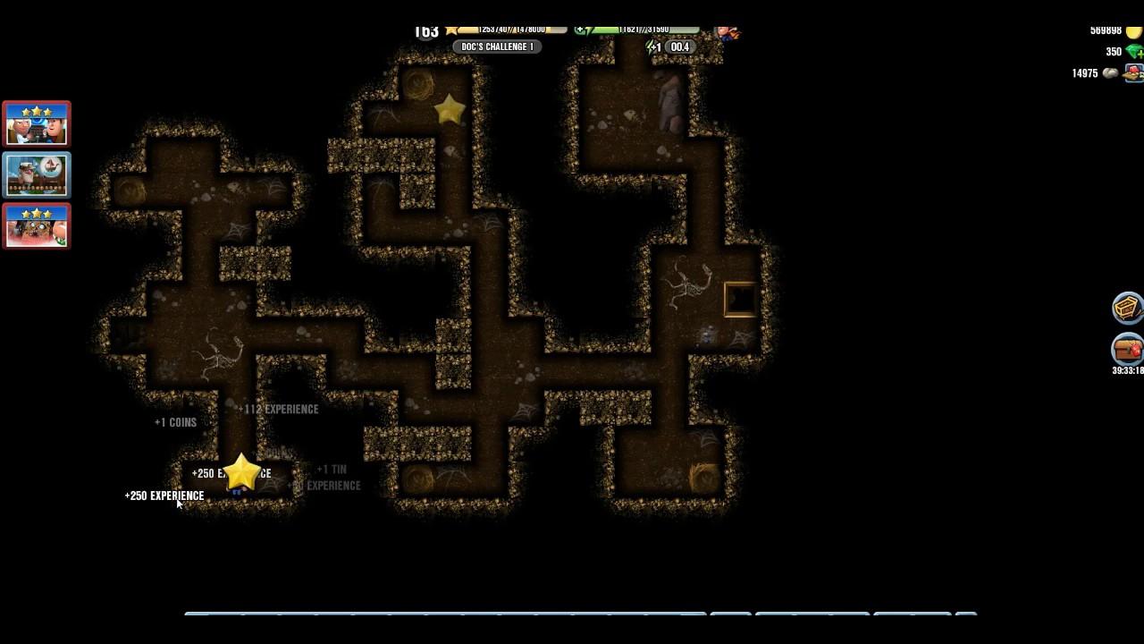 Diggy's Adventure Doc's Challenge 1 - YouTube