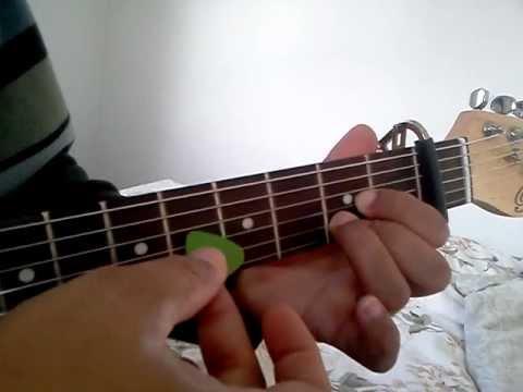 Dmaj7 Guitar Chord Youtube