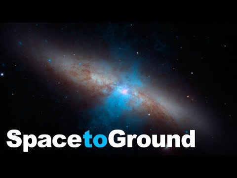 Space to Ground: Neutron Dance: 10/26/2018