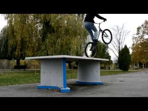 Bike trial Latty & Alex