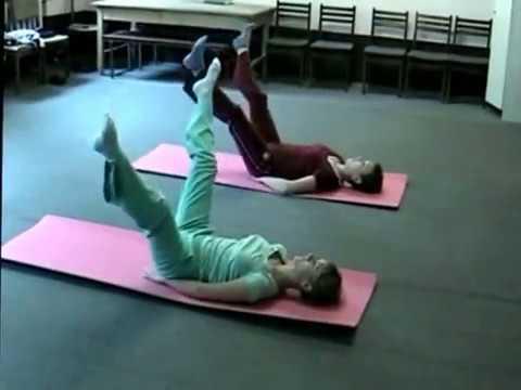 Лечебная гимнастика при сколиозе. Полный комплекс упражнений /Therapeutic exercises for scoliosis