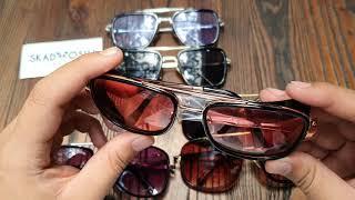 #SKDProduct Premium Marvel Sunglasses by Skadoosh Garage Part 1