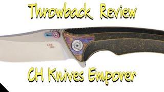 Фото CH Knives Emperor - EEDC Review