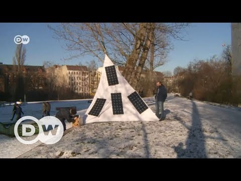 Making solar power portable | DW English