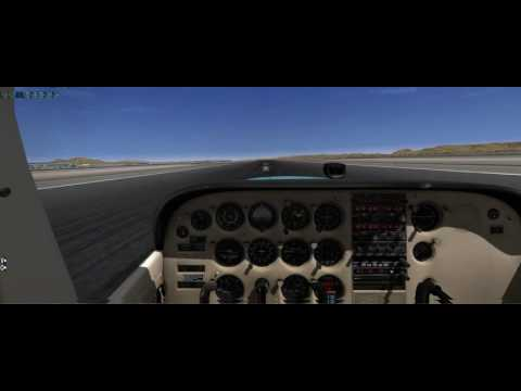 Grand Canyon SCUD Run with engine failure to the OASIS in the sand... Cutlass 172RG