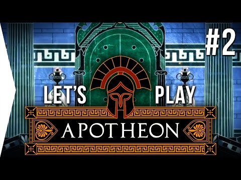Let's Play APOTHEON #2 ► 5 RIVERS OF HADES