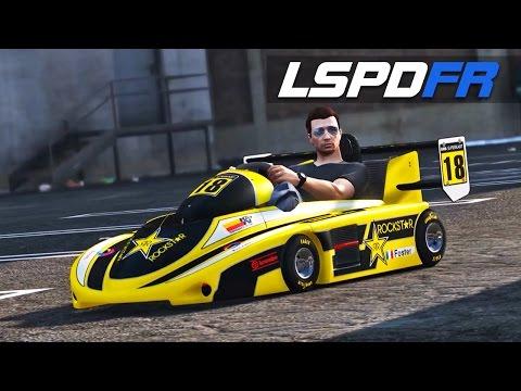 LSPDFR E141 -  Superkart 250cc | Chase Me