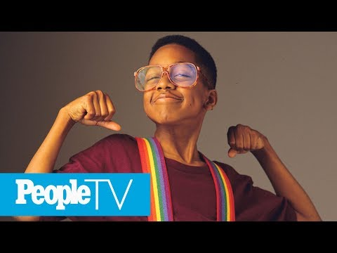 """Did I Do That?"": Jaleel White On How That Became His Catchphrase 