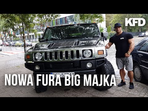 NOWA FURA BIG MAJKA - HUMMER!  CZĘŚĆ 1 - KFD