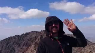 aydos dağı bir başıma zirve yolculuğu