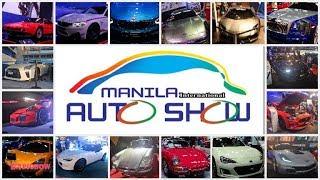 2018 Manila International Auto Show The Sports Cars (MIAS)