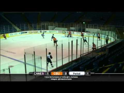 Holland Hurricanes Women's Hockey vs. Cape Breton University Capers - November 7, 2015