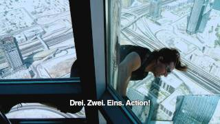 Mission: Impossible - Phantom Protokoll - Hinter den Kulissen im Burj Khalifa