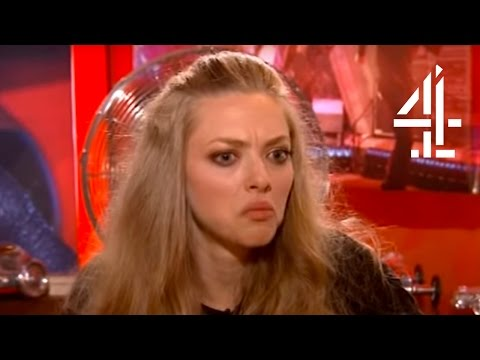 Interview Not Working For Amanda Seyfried | TFI Friday
