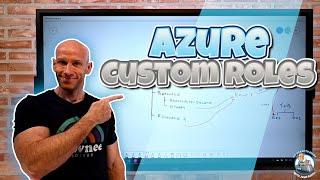 Custom Roles in Azure