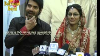 On Location of Tv Serial 'Kum Kum Bhagya' Aliya Bubul going to marry  1