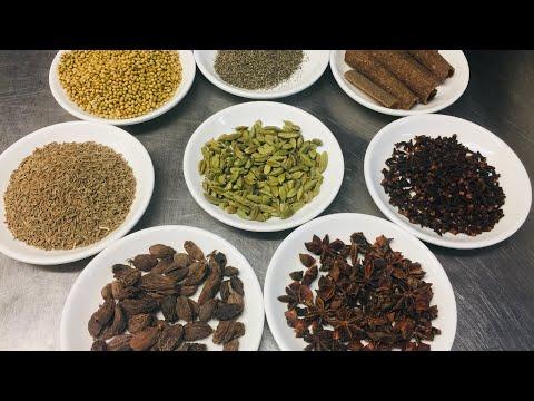 مصاله پلو افغانى طرز تهيه مصاله پلو افغانى Pulao masala recipe how to make pulao masala Afghani