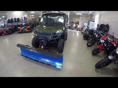 "2018 Polaris Ranger 900 ""Winter Edition"" - New sxs for sale - Lakeville, MN 55044"