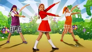Video Music for Children on Just Dance Kids! Bingo Song & More | Learn to Dance (Baby Kids) download MP3, 3GP, MP4, WEBM, AVI, FLV Juli 2018