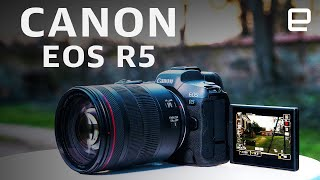 Canon R5 review: An 8K powerhouse camera with minor issues