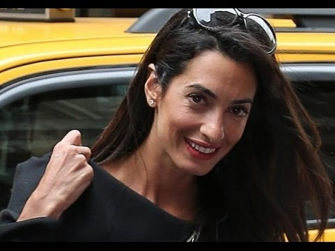 Amal alamuddin 2014 has great style youtube
