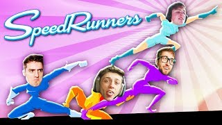 THE DEADLIST RACE EVER! The Pals play Speed Runners!
