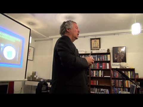 Colin Ross at Conspiracy Culture (November 10th 2012)