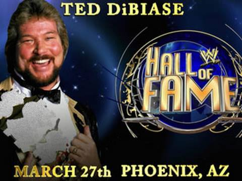"2010 WWE Hall of Fame Inductee: ""Million Dollar Man"""