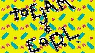 Mega Drive Longplay [163] Toejam & Earl