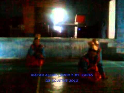 REUNI SMPN 3 BATANG KAPAS ANGKATAN 2007-