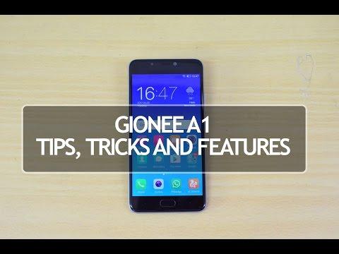 Gionee A1 Settings Videos - Waoweo