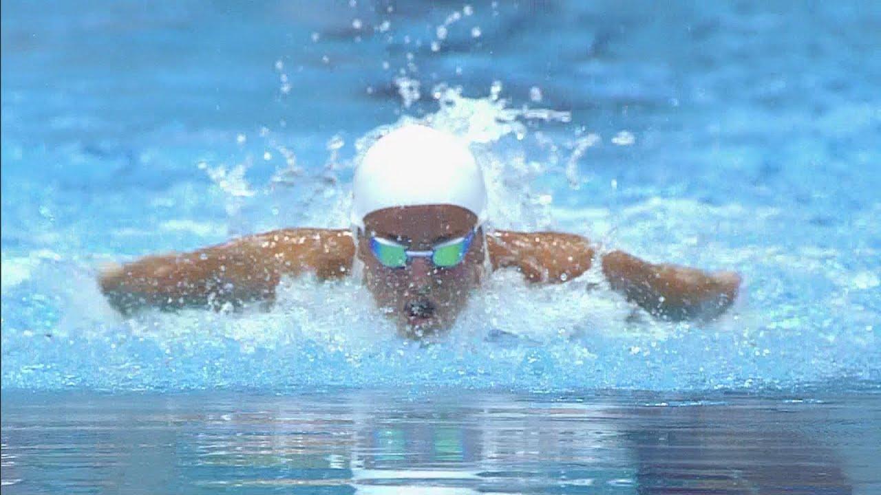 womens 100m butterfly heat 1 london 2012 olympics youtube
