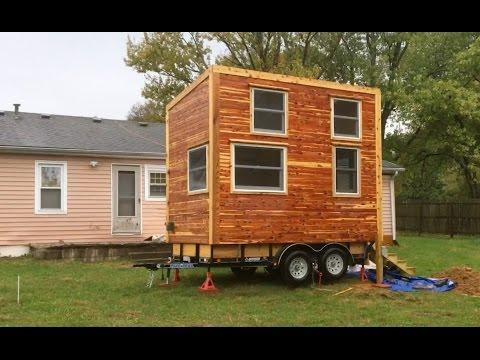 GIFTED CARPENTER'S CUSTOM TINY HOUSE
