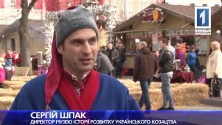 Одесситы отпраздновали Масленицу на Дерибасовской
