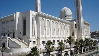Смотреть видео Достопримечательности города Алжир