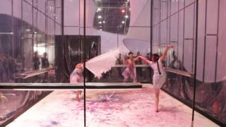"Texworld Paris : ""A riot of color"" Fabric Experience 2 (Feb 2011) - by Sauvage Inachevé Thumbnail"