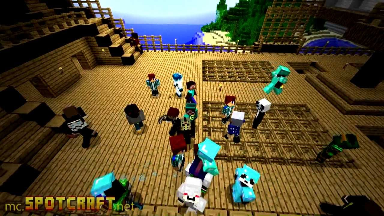 Minecraft survival server norsk