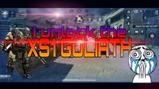 XS1 GOLIATH UNLOCKED|CALL OF DUTY MOBILE