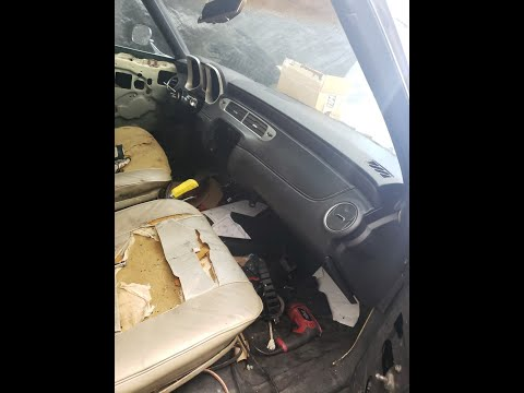 How To Camaro Dash Swap Chevelle Part 3 Mounting + Defrost Vents