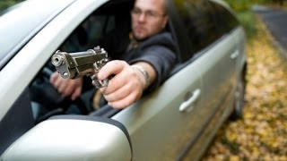 Дорожные драки и разборки