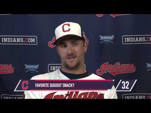Get to know the Cleveland Indians' Lonnie Chisenhall