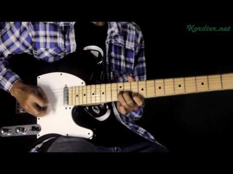Peterpan MENUNGGUMU Gitar Melody Lesson ( With Tab )