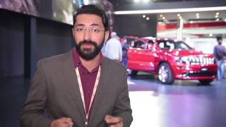 2016 Auto Expo_ Jeep Wrangler & Jeep Grand Cherokee