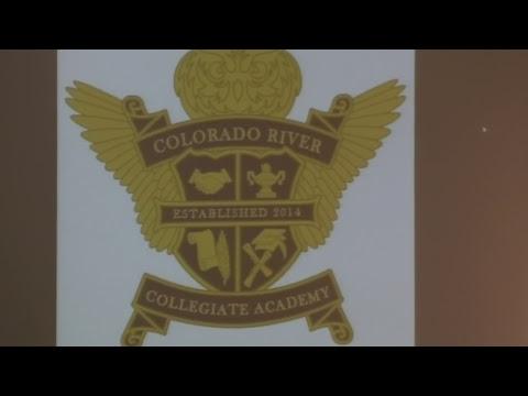 Colorado River Collegiate Academy Thursday, May 31, 6:00 pm