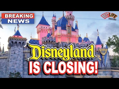 Disneyland Officially Closing! Our Thoughts & Reactions To The Closure & What To Expect..