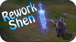 Shen Rework - Vorstellung seiner Fähigkeiten