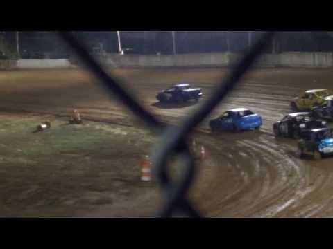 heat race camden speedway hummers 10-12-13