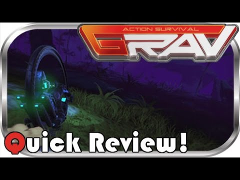 Quick Review: Grav