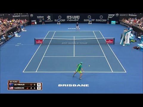 ATP Match Highlights Day 7 | Brisbane International 2018